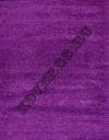 Турецкий ковер шагги 24007_фиолетовый